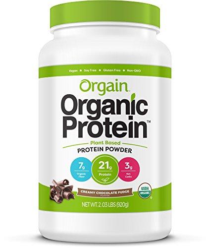 Orgain Bio pflanzliches Eiweiß Protein Pulver, 3Geschmacksrichtungen, verschiedene Größen
