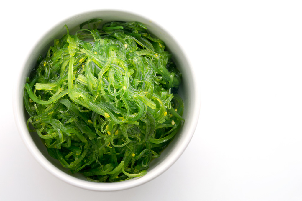 Algen Nahrungsergänzung