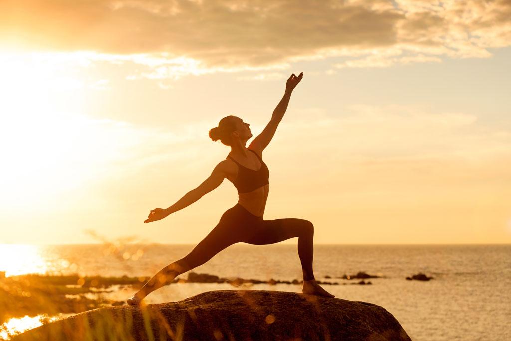 9 Gründe warum Yoga ein großartige Cross-Training-Praxis sein kann