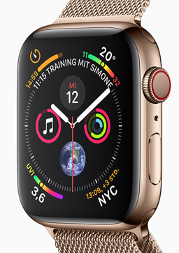Die Apple Watch 4