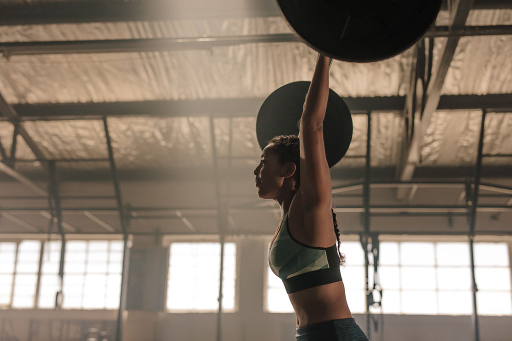 Wettkampfgewicht Bodybuilding