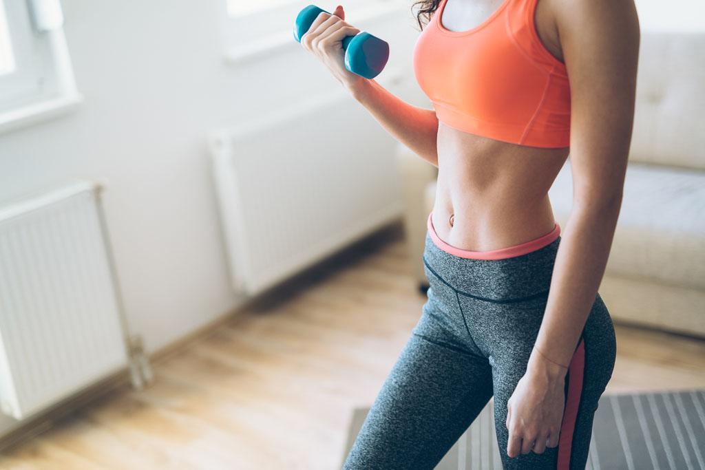 Frau: Ketogene Diät Ernährungsplan für Anfänger