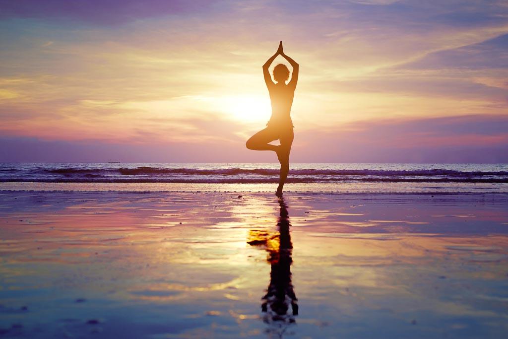 schnell abnehmen mit yoga