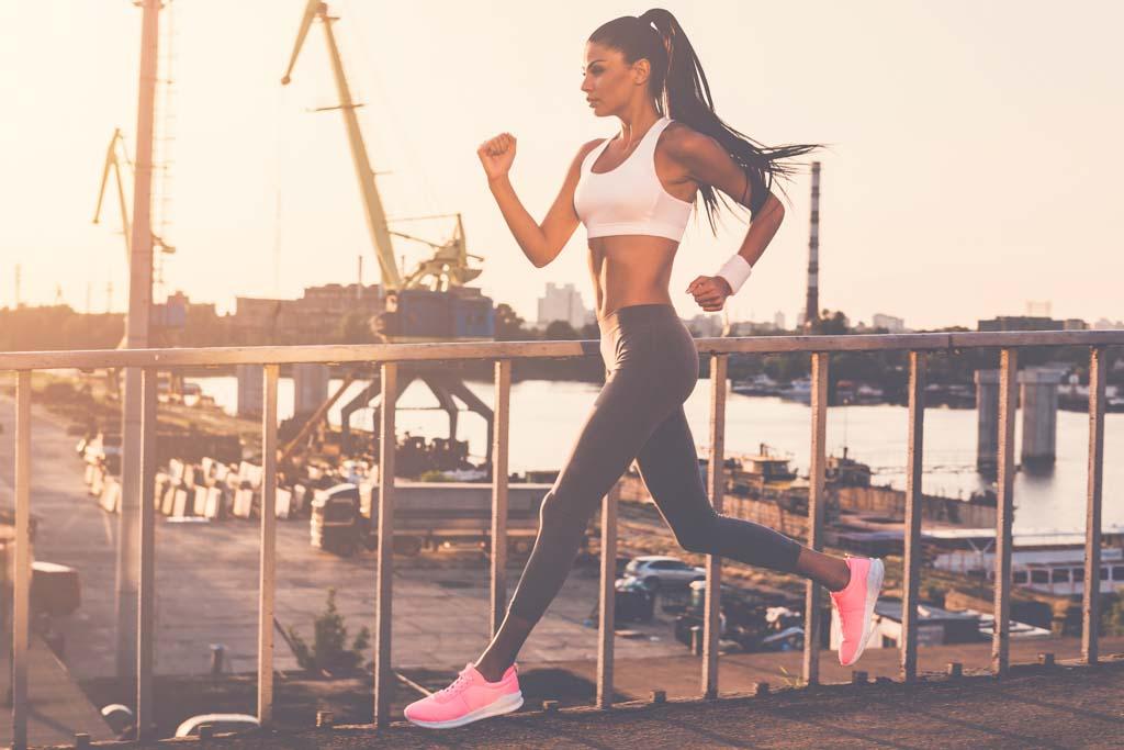 Gute Laufschuhe für Damen