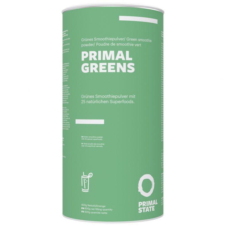 PRIMAL GREENS GRÜNES SMOOTHIEPULVER