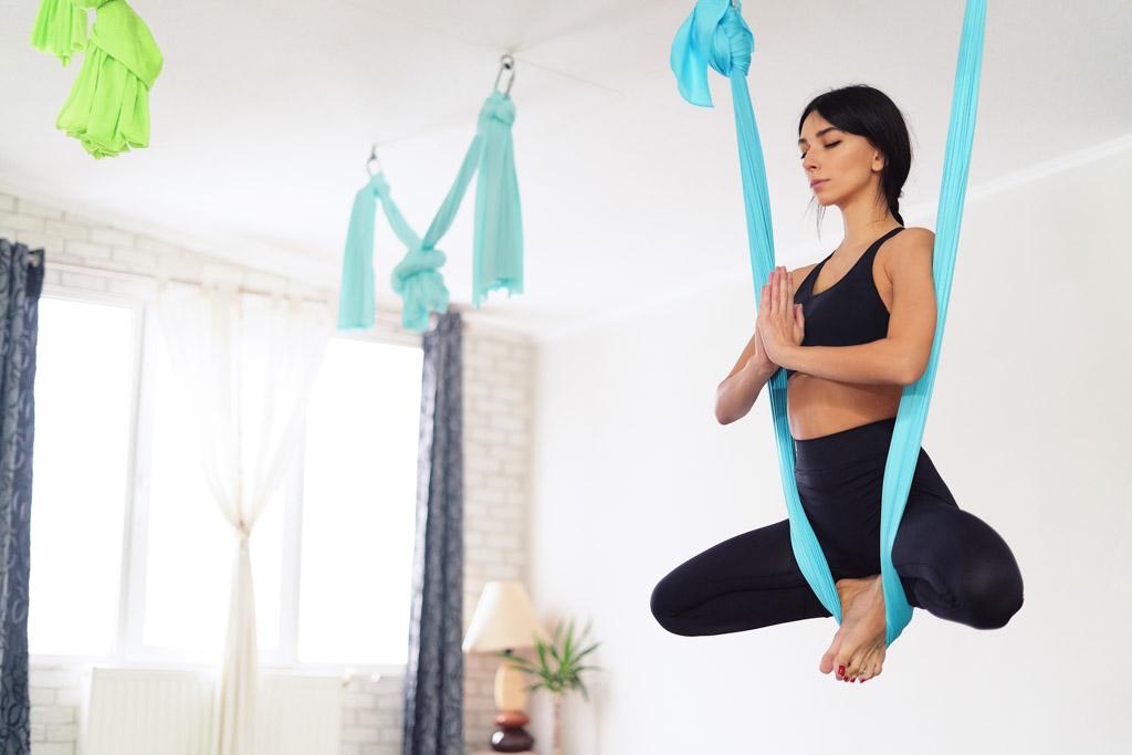 Flying Yoga / Aerial Yoga